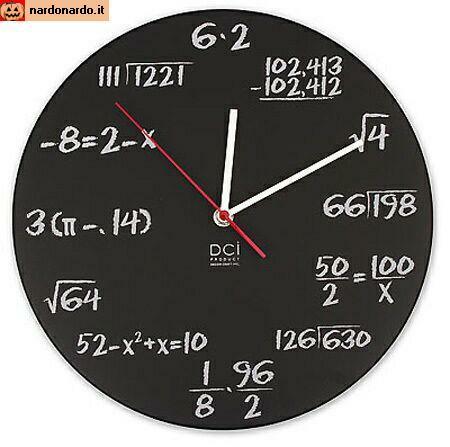 orologi divertenti